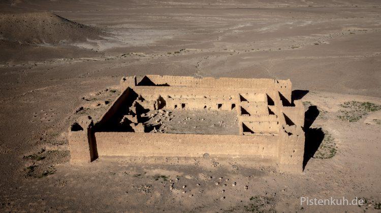 Fort der Fremdenlegionäre in Marokko