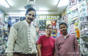 Ehrlicher Händler in Assuan
