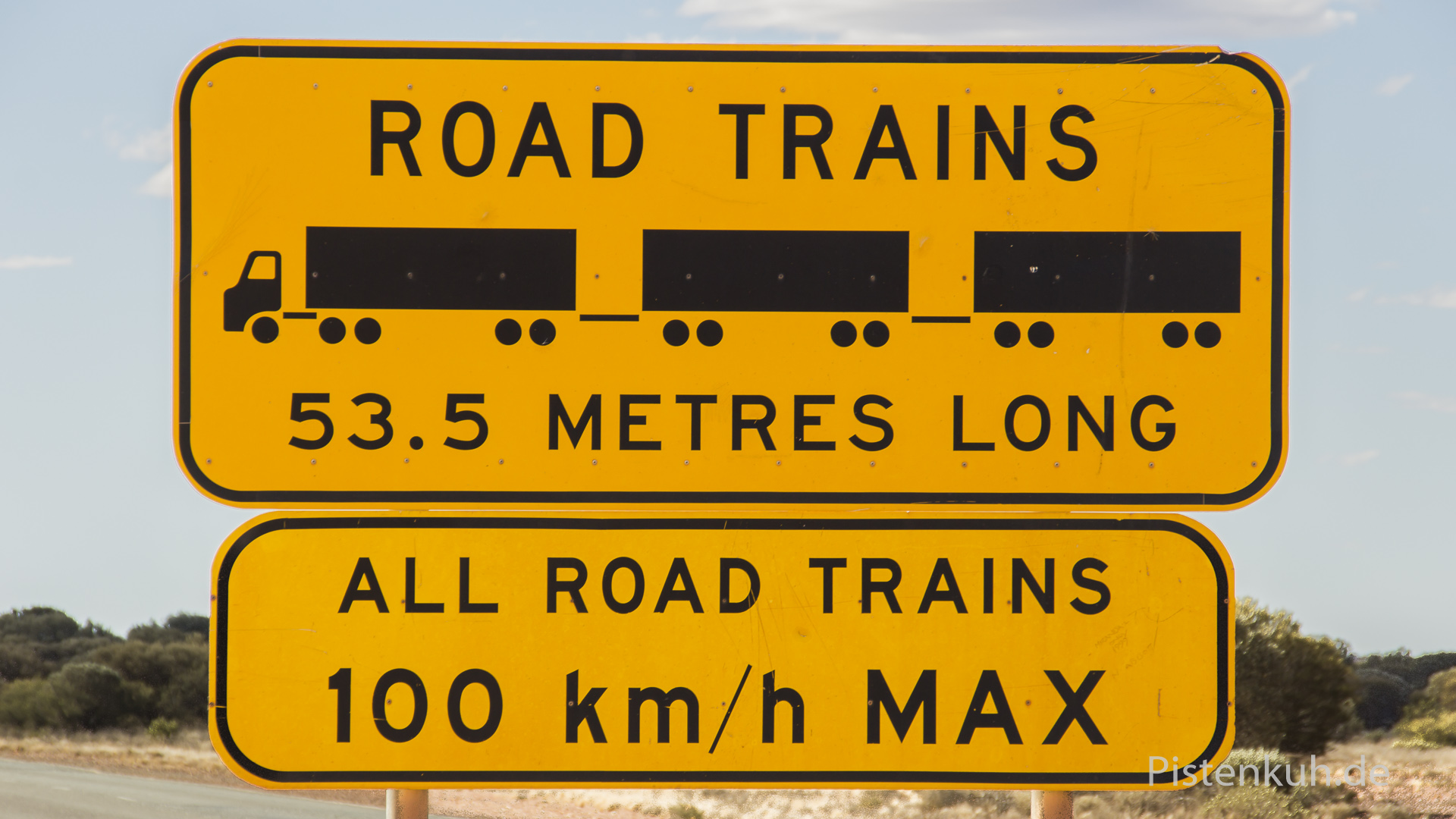 roadtrain-schild