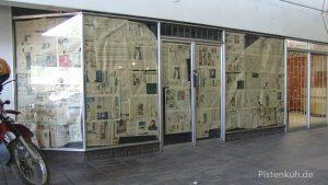 Läden sind geschlossen