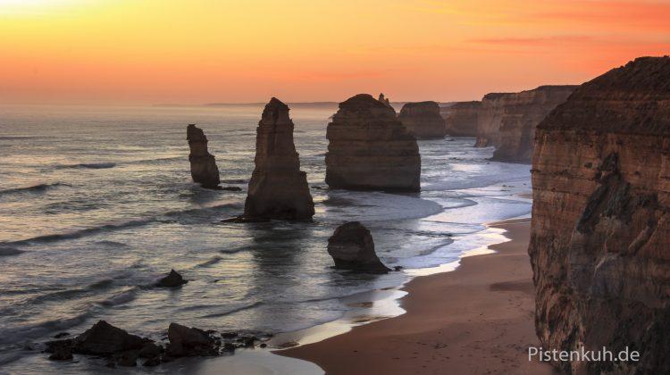 Zwölf Apostel in Australien