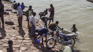 Leben am Niger