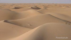 Sandmeer bei Chinguetti