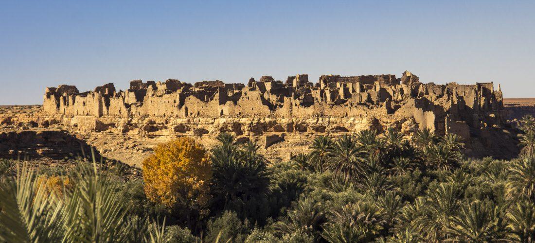 Marokko – Der alte Ksar von Meski