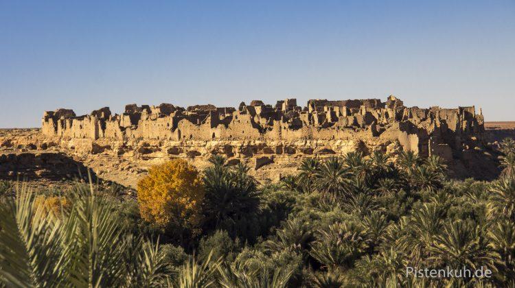 Ruinen des Ksar von Meski
