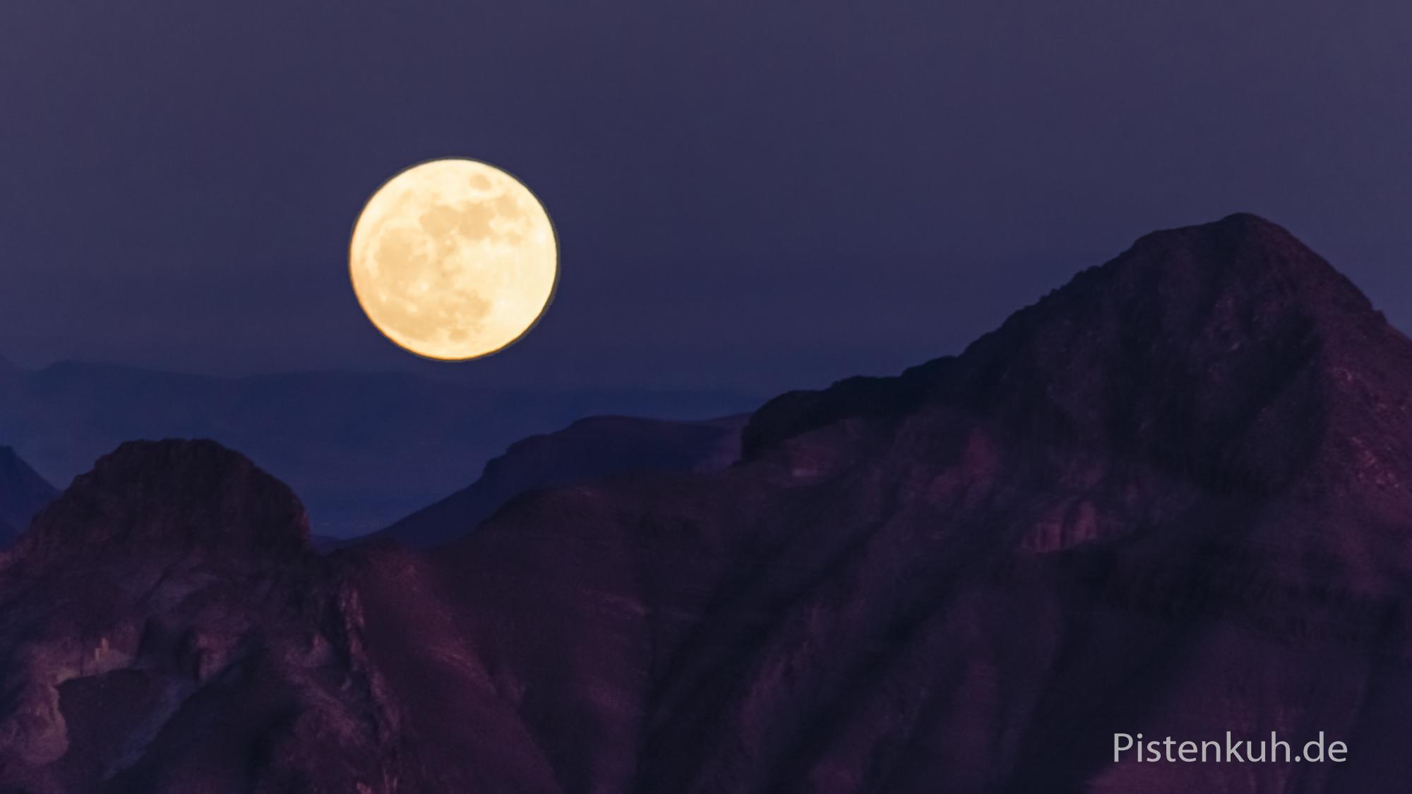Den Mond fotografieren ist gar nicht so schwer