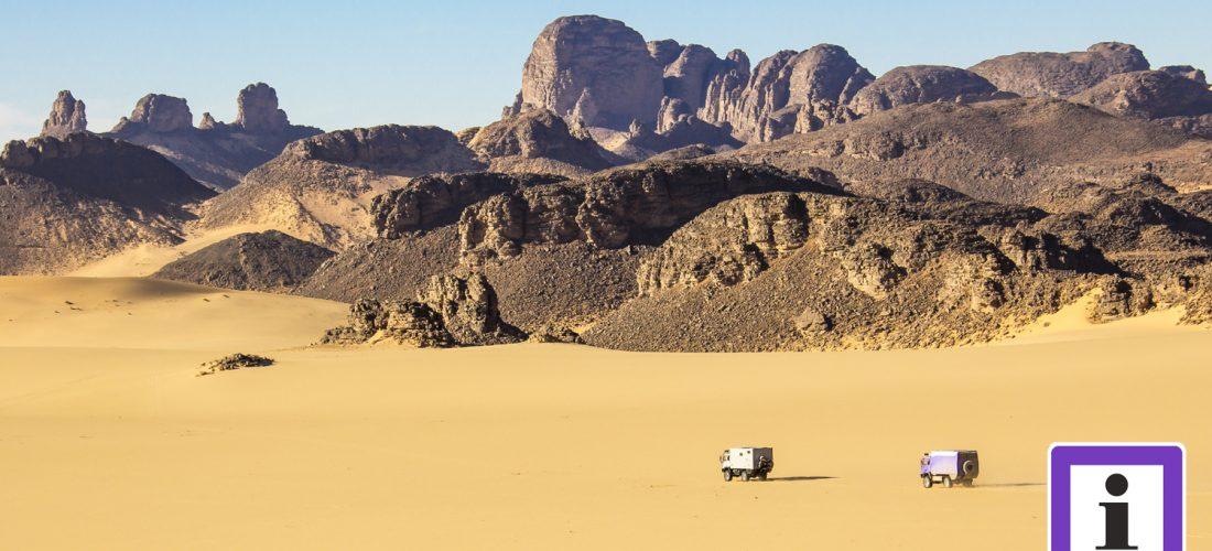 Reise-Info Algerien