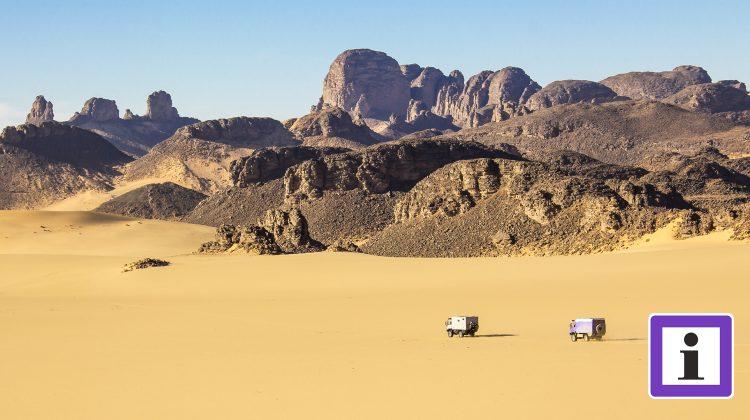 Reise-Infos Algerien