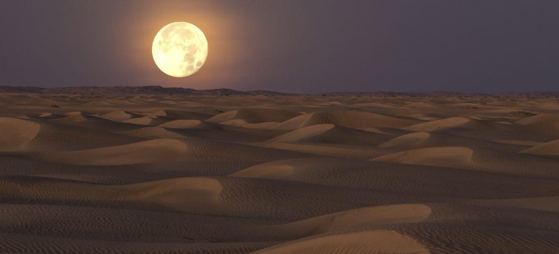 Tipps um den Mond fotografieren