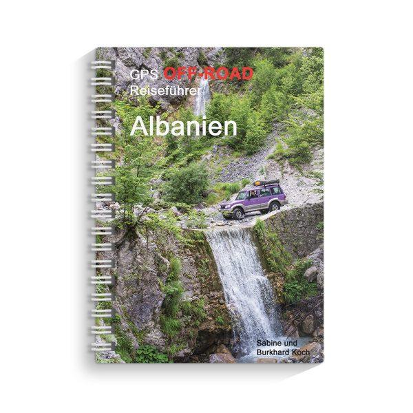 Offroad-Reiseführer-Albanien