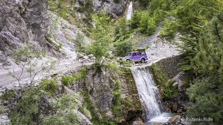 Albanien - Offroad nach Theth