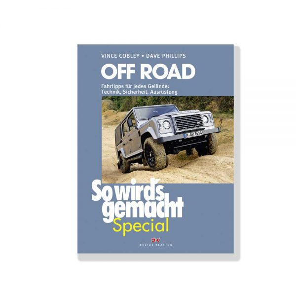 Cover Offroad Buch