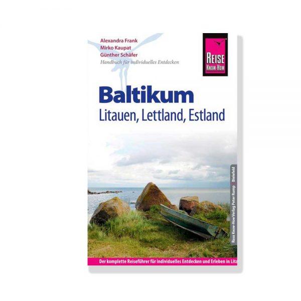 Baltikum Reiseführer