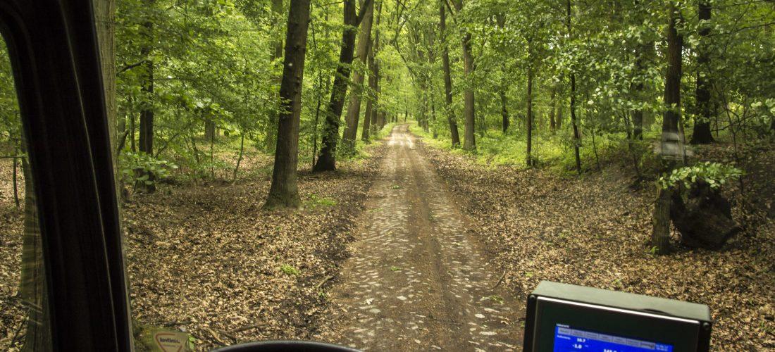 Offroad in Polen
