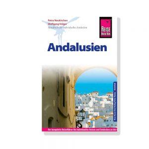 Andalusien-Reiseführer Coverbild