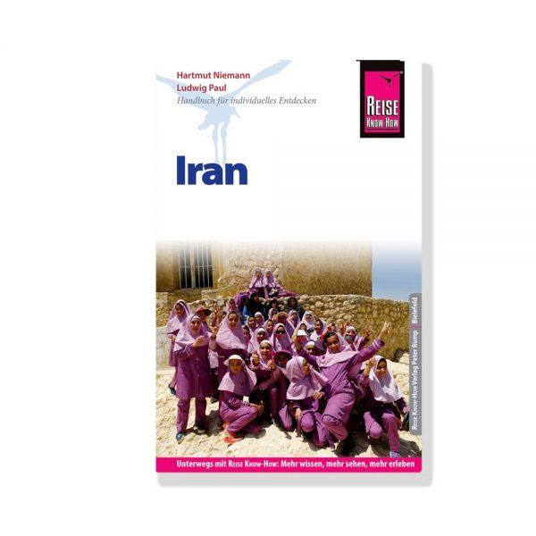 Iran-Reiseführer Coverbild