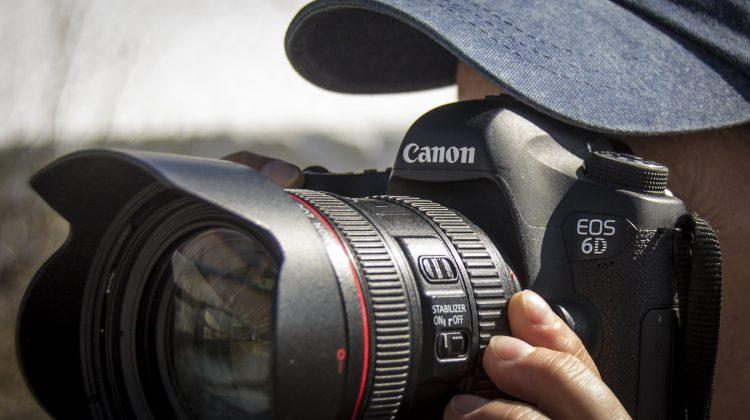 Canon EOS 6d Digitalkamera