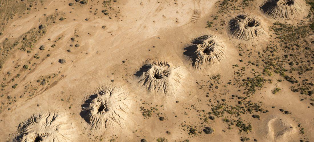 Expeditionsziel: Foggaras in Marokko (Qanat)