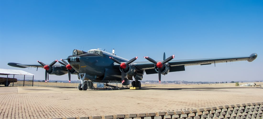 Expedition Pelican 16 – Infos Avro Shackleton