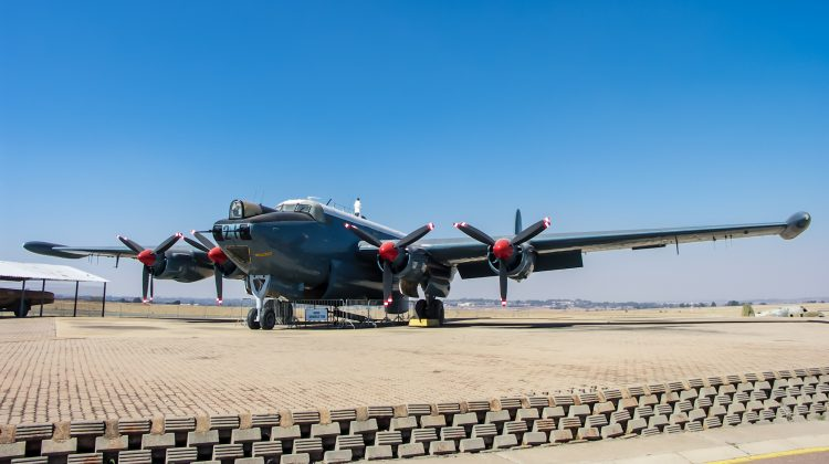 SAAF-Avro Shackleton