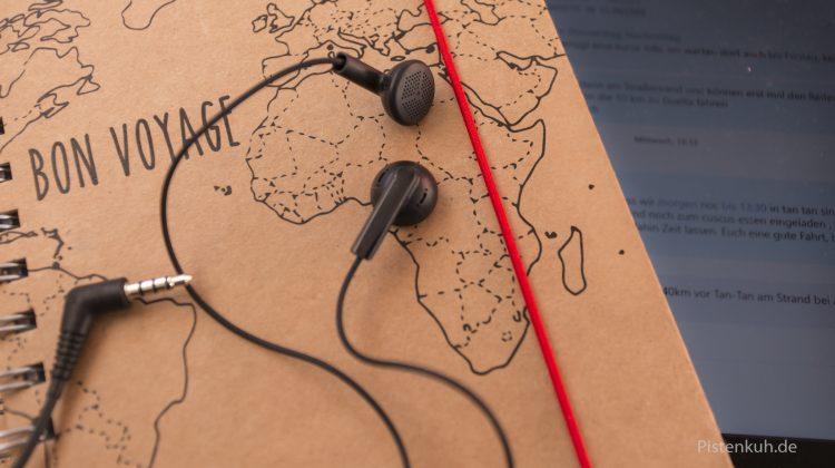Hörbücher für unterwegs