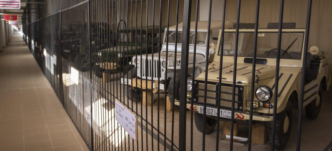 4×4 Automuseum in Merzouga