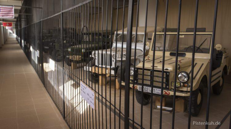 Automuseum in Merzouga