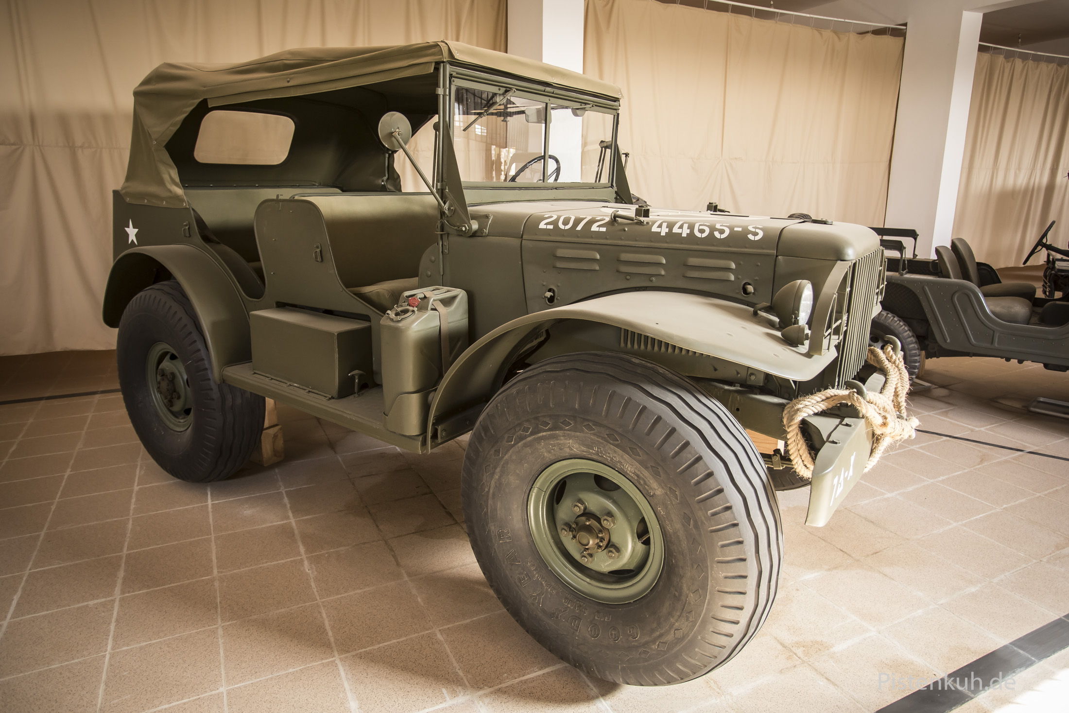 Dodge Commander Bj 1942