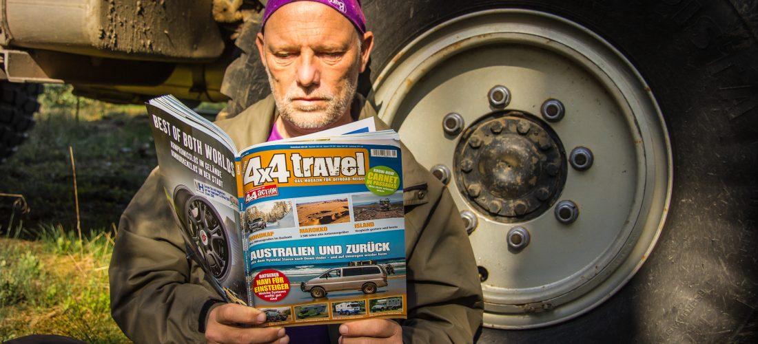4x4travel – Das Magazin für Reisen mit Geländewagen