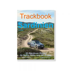 Sardinien Trackbook