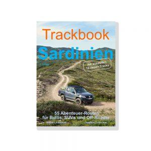 Sardinien Trackbook