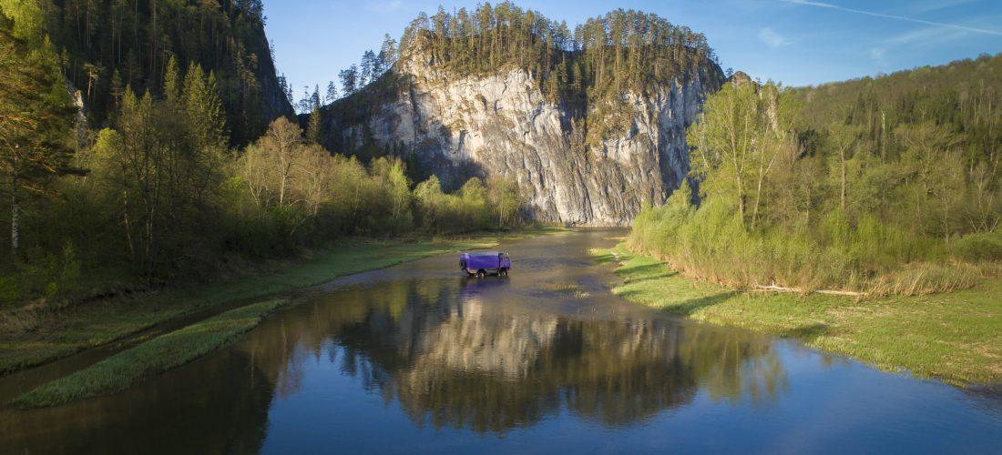 Offroad in Sibirien – Am (im) Zilim