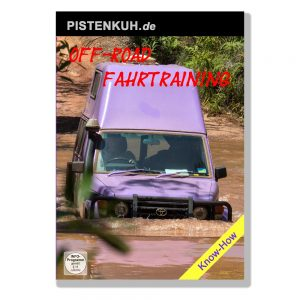 Offroad Fahrtraining-DVD