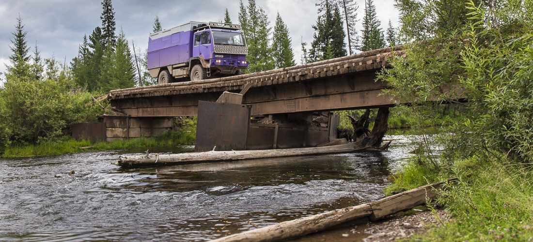 BAM Road – Offroad in Sibirien