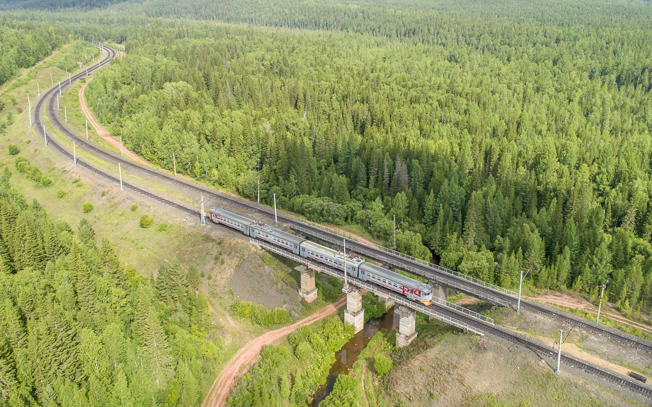 Eine von 3.000 Brücken der BAM