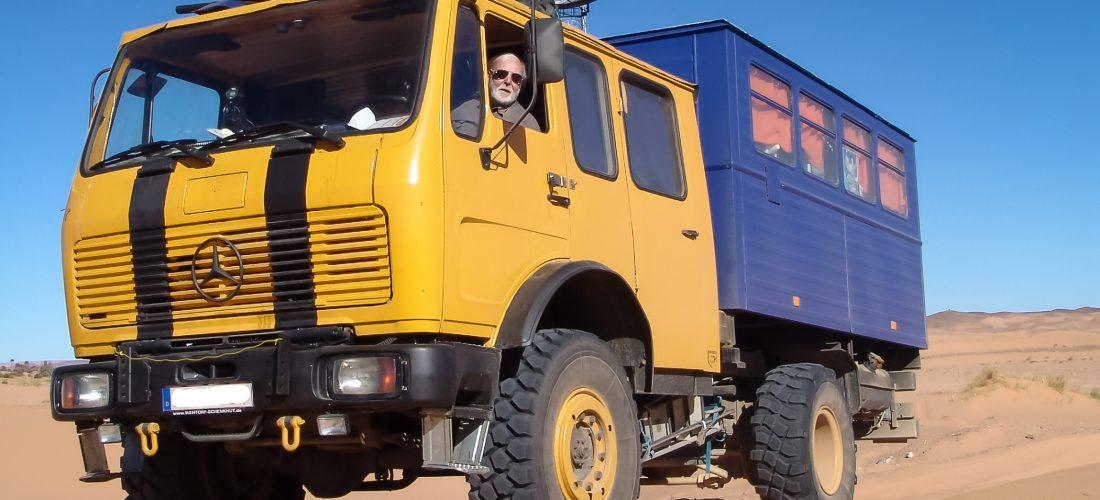 Gastbeitrag von Rolf Schettler zu Fernreisemobile