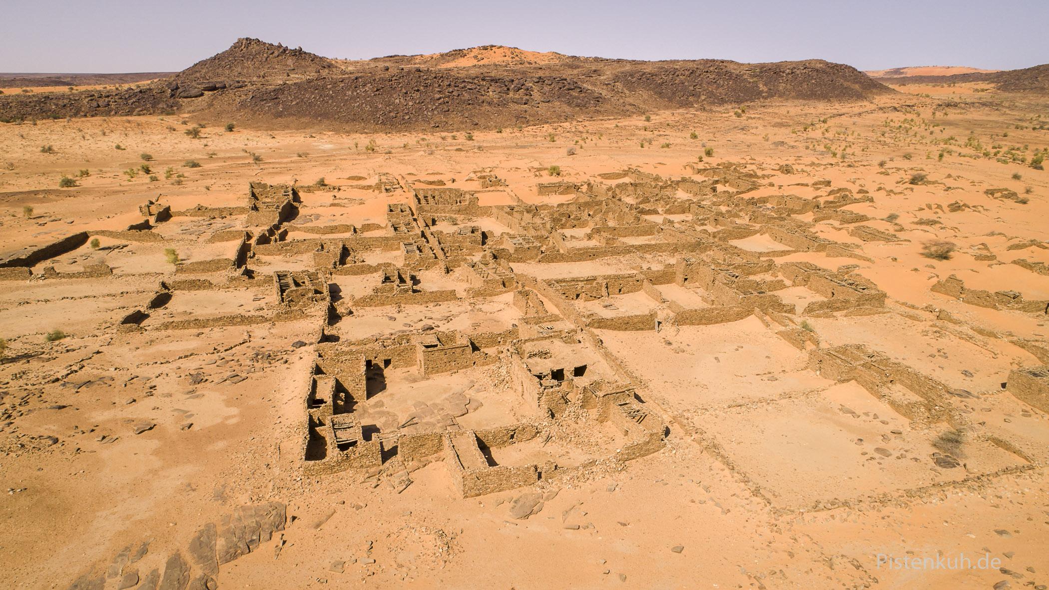 Ksar el Barka in Mauretanien