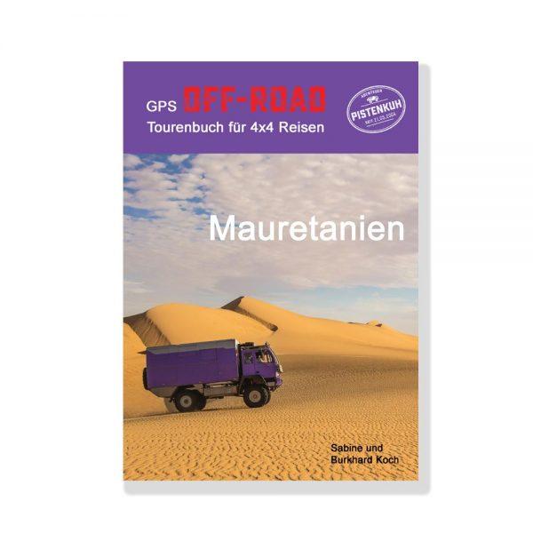 Offroad-Tourenbuch Mauretanien