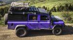 Gepäckträger für Land Rover Defender