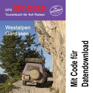 Offroad-Reiseführer West-Alpen