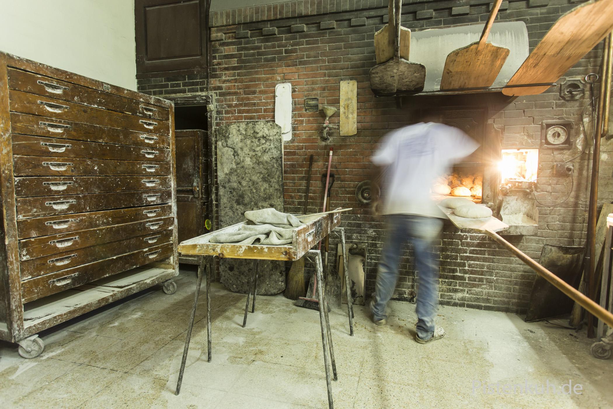 Handwerk hat in den Pyrenäen eine lange Tradition. Auch in der Backstube.