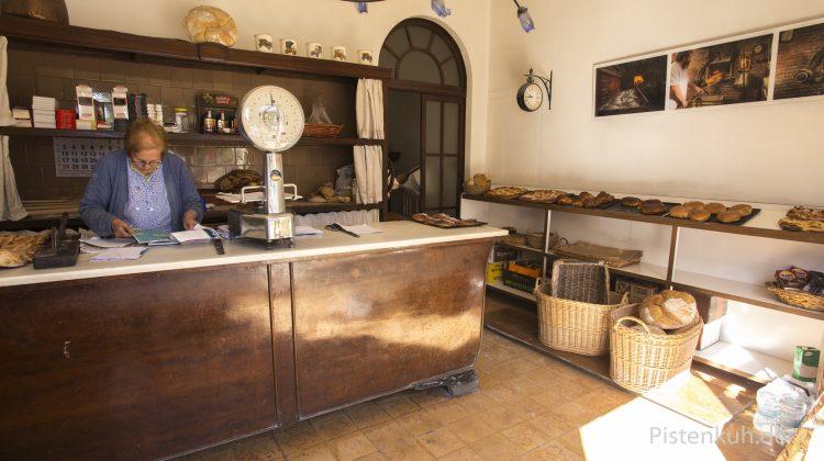 Typischer Laden in den Pyrenäen