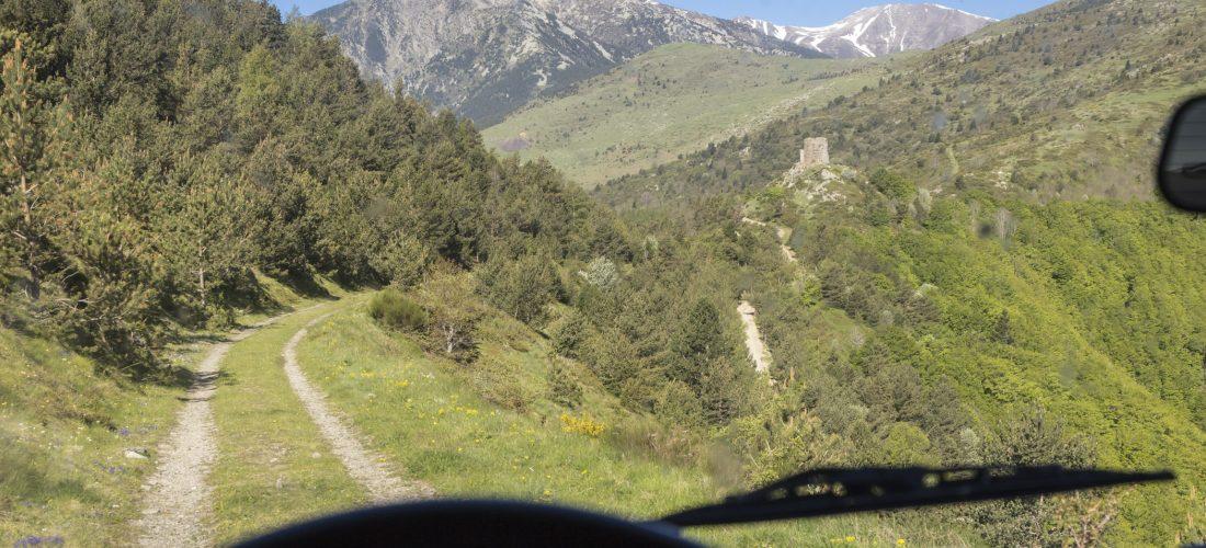 Offroad in den Pyrenäen – Der Start