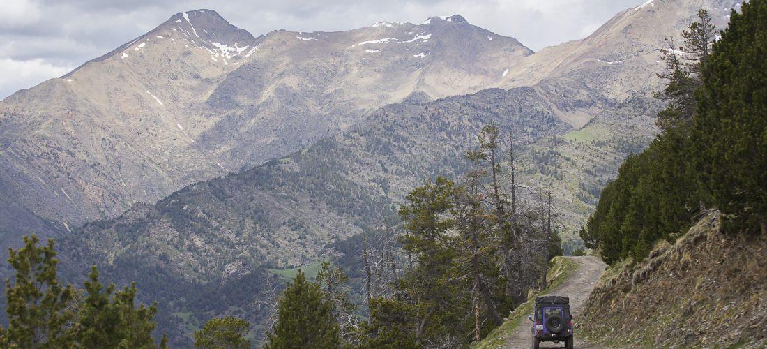 Dangerous Road: Schmugglerpfad  Andorra