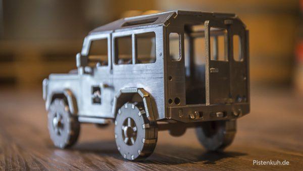 Land Rover Defender 110 Metallbausatz