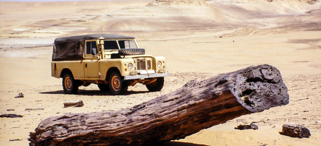 Overlander and Hippies go back in time