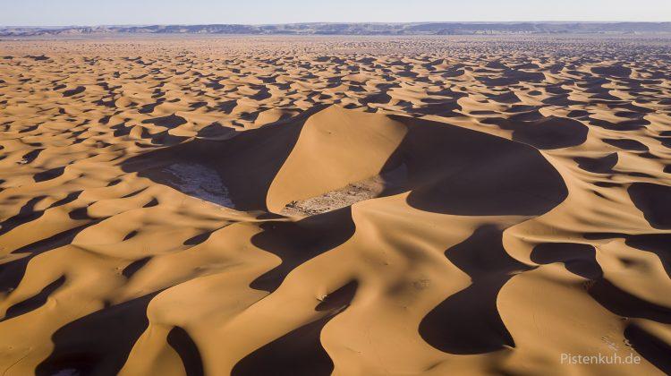 Erg Zaher in Marokko