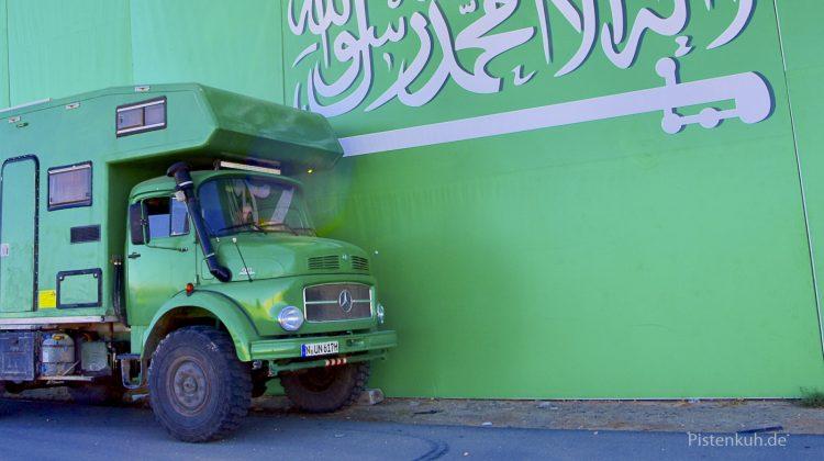 Einreise nach Saudi-Arabien