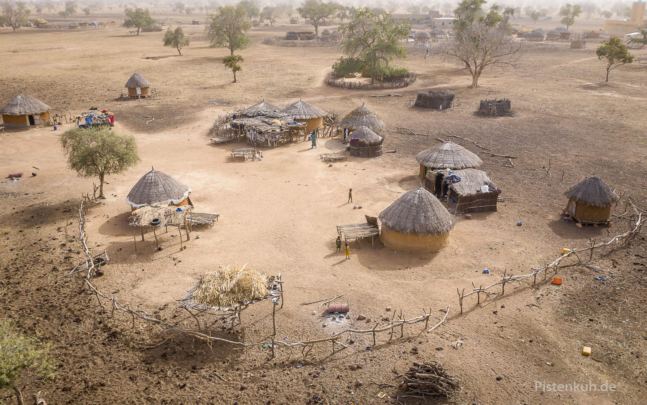 Dorf in Mali