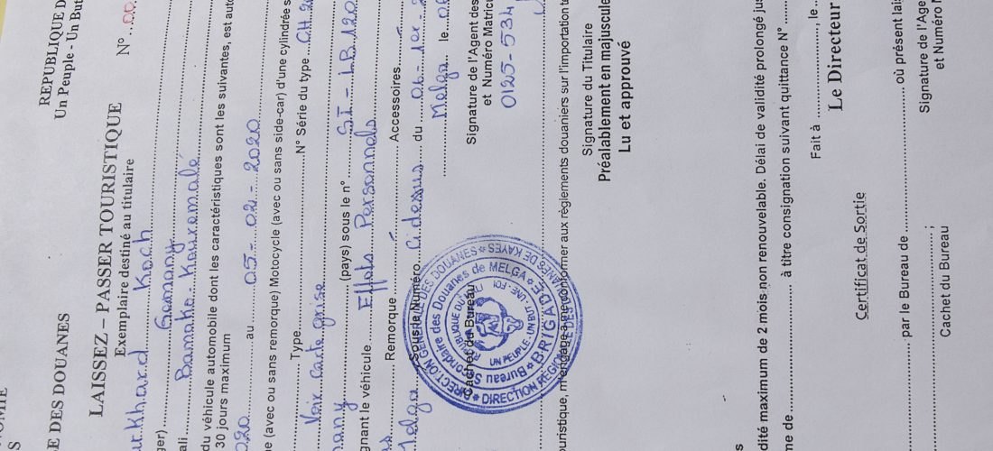 Reiseinfo Mali